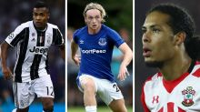Gossip: Chelsea 'target Van Dijk and Davies in new £150m spree', Liverpool 'want Benzema', Everton 'to offer £45m for Sigurdsson'