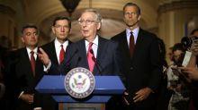 CBO score could roil Senate health care negotiations