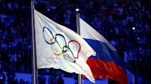 IOC keeps doping sanctions in place for Russia