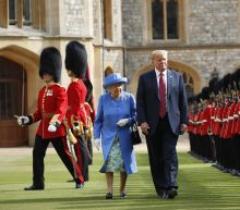 All not in favor of Trump's Buckingham Palace dinner date