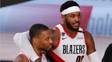 'Frustrated' Lillard moves on from George-Beverley spat with 51-point game
