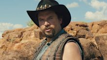 Danny McBride Is Crocodile Dundee's Son in Exclusive First Look at Mysterious Project