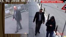 Leaked Surveillance Footage Shows Man Walking in Jamal Khashoggi's Clothes