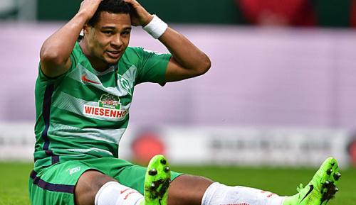 Bundesliga: Muskuläre Probleme: Werder weiter ohne Gnabry