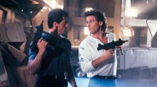 Sylvester Stallone would love to make a 'Tango & Cash' sequel, if Kurt Russell wants to do it
