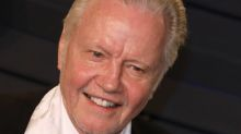 Jon Voight hails Trump as 'the greatest president' in new video message