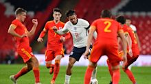 England's Jack Grealish revels in the limelight after finally scratching his international itch