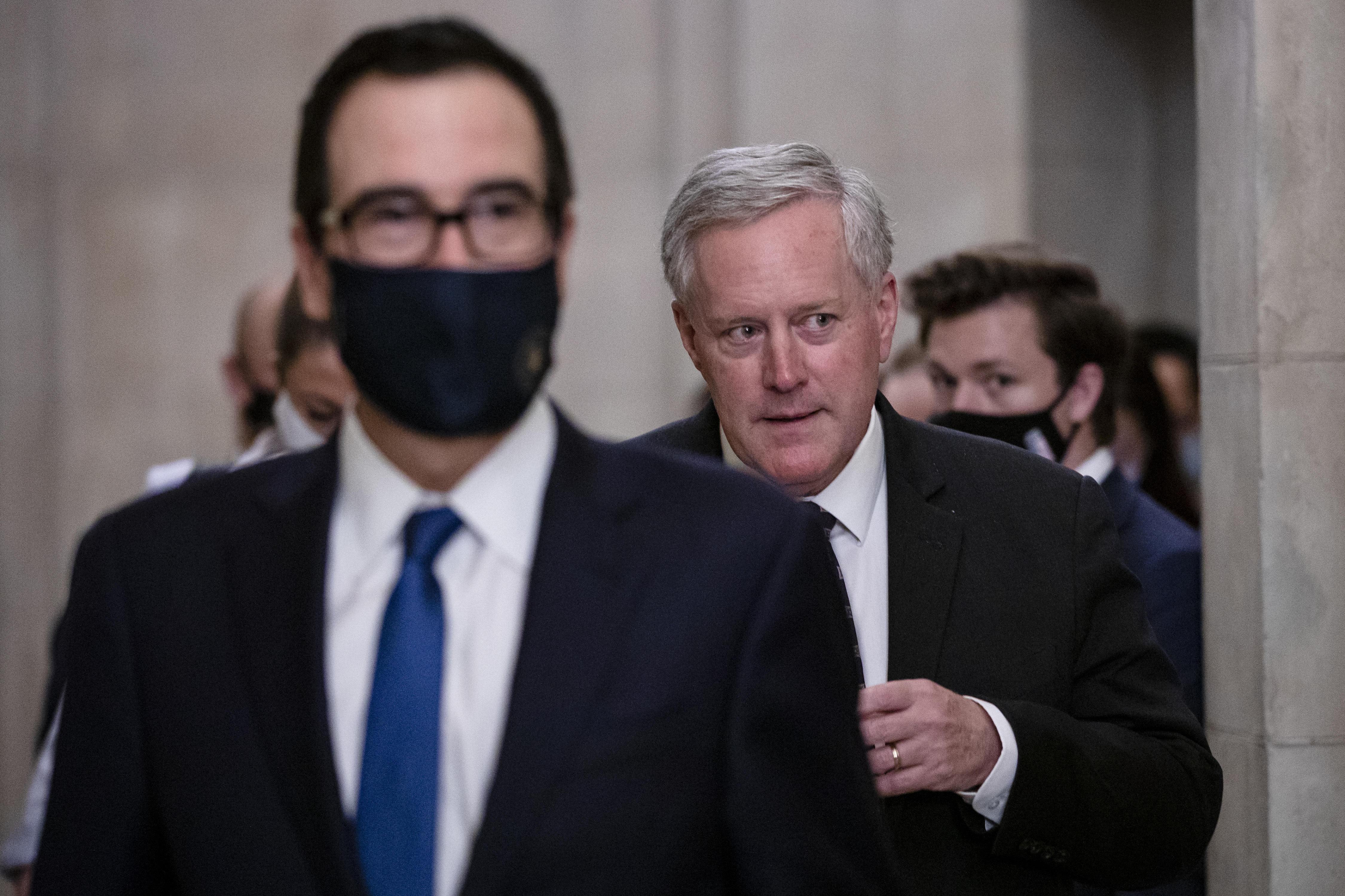 Mnuchin says both GOP, Pelosi agree to avoid shutdown