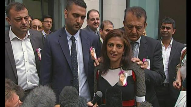 Family want 'answers' over Anni Dewani's death