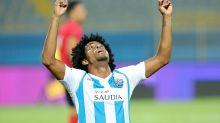Melhor jogador e vice-artilheiro, ex-palmeirense Keno brilha no Egito
