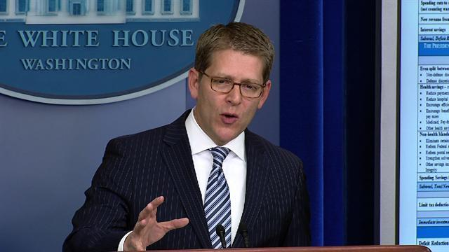 Carney: Sequester cuts