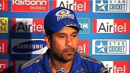 Disappointed and shocked: Sachin on IPL fixing