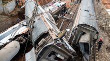 Deadly train derailment in Morocco