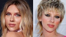 What celebrities look like with mullets and shag haircuts