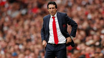 Work has just begun for Emery at Arsenal