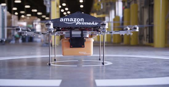 Amazon Prime Air: Die Drohne wird massiv weiterentwickelt