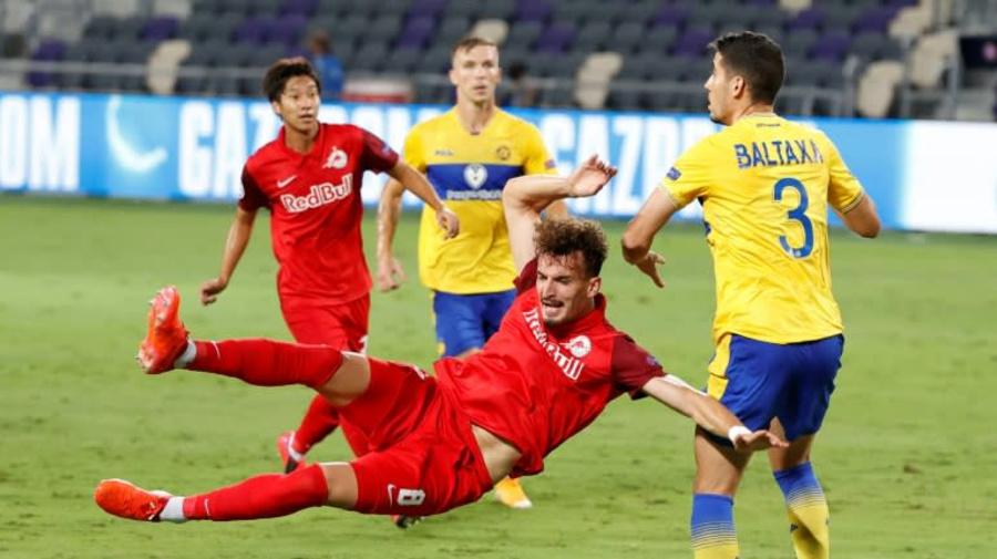 RB Salzburg vence Maccabi Tel Aviv e se aproxima da fase de grupos da Champions