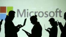 Ação da Microsoft atinge recorde depois de resultado acima do esperado