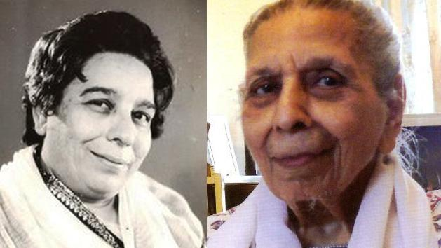 "Bollywood loses its first playback singer ""Shamshad Begum"""
