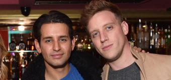 'Made in Chelsea' star Ollie Locke and his husband to become fathers for the first time