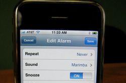 More iPhone clock problems reported