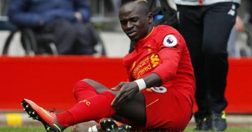 Foot - ANG - Liverpool : Saison terminée pour Sadio Mané