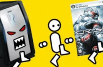 Zero Punctuation causes 'Crysis' with vaguely positive review
