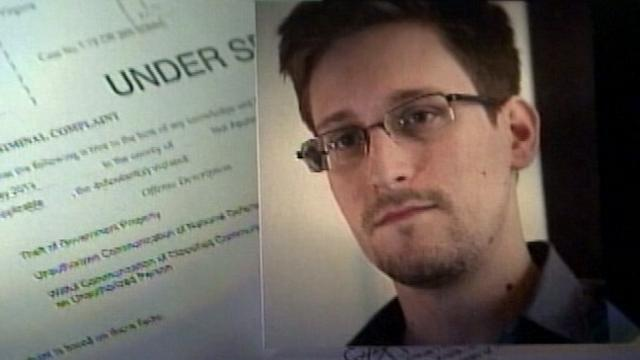 Tracking Down Snowden