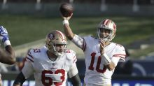 Jimmy Garoppolo's deal set one other record: an eye-popping 2018 cap number