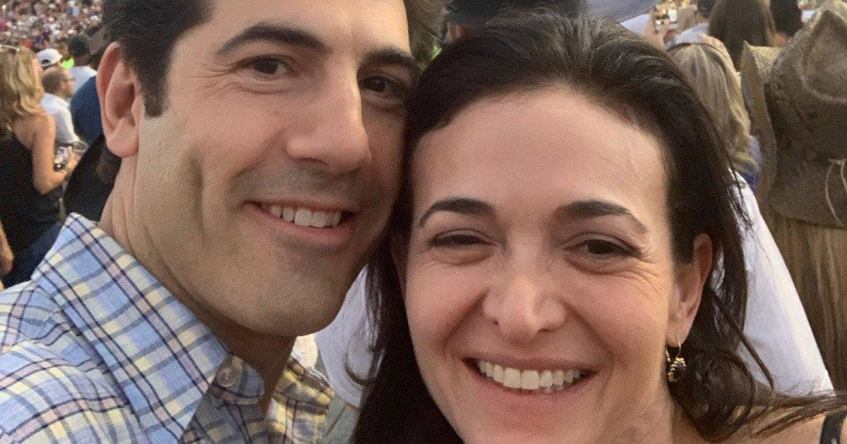 Sheryl Sandberg Steps Out with New Boyfriend — After Being ...
