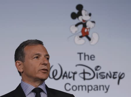 Disney CEO says it will be 'difficult' to film in Georgia if abortion law takes effect