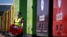 Ocado tumbles as shoppers put less in their baskets