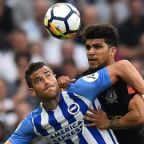Brighton winner clearly a foul, claims frustrated Newcastle boss Benitez