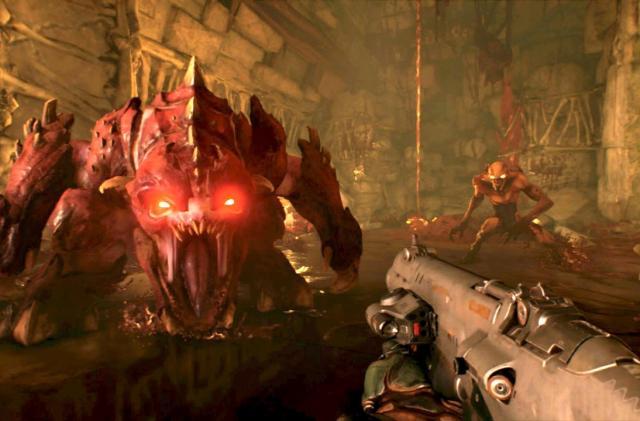 'Doom' arrives on Nintendo Switch November 10th