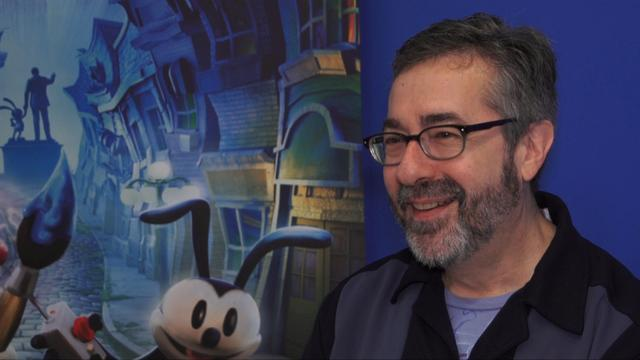 Epic Mickey 2: Warren Spector was given 'Keys to the Kingdom'