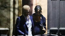 New Meghan Markle photo suggests she's further along in her pregnancy than previously thought