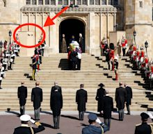 Photographer Reveals How He Covered Prince Philip's Funeral In The Most Unobtrusive Way