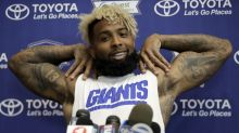 Odell Beckham Jr. active for MNF, but can he save Giants offense?