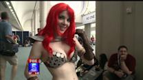 Comic-Con Attendees Pay Top Dollar For Costumes