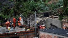 Record rainstorms in Brazil claim 11 lives: officials