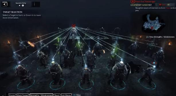 Uruk betrayal times 19 in Shadow of Mordor video