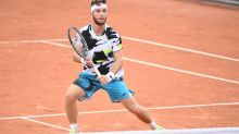 Tennis - ATP - Sardaigne - Sardaigne: Corentin Moutet au deuxième tour