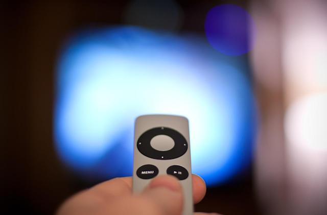 The Apple TV Remote app is finally optimized for iPads