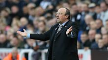 Under Pressure: Benitez unsure of his future as Mourinho clash looms
