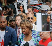 Eric Garner's family, fired officer both vow to keep fighting after NYPD decision
