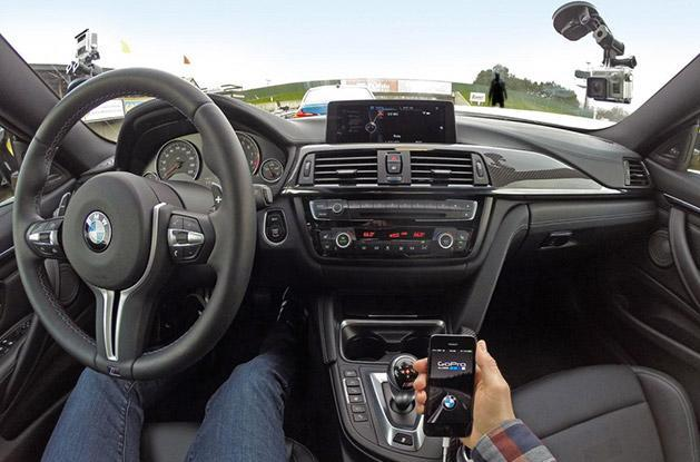 BMW and Mini make it easier for GoPro to record your road adventures