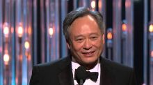 Ang Lee to return to Taiwan for Golden Horse Awards