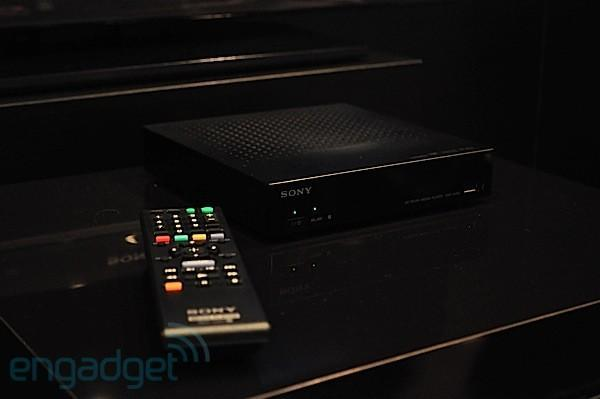 Sony's Netbox streams Netflix, YouTube and other internet stuff for $130