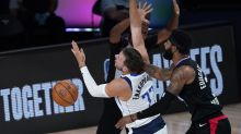 Clippers' Marcus Morris ejected in first quarter of Game 6 for flagrant foul on Luka Doncic