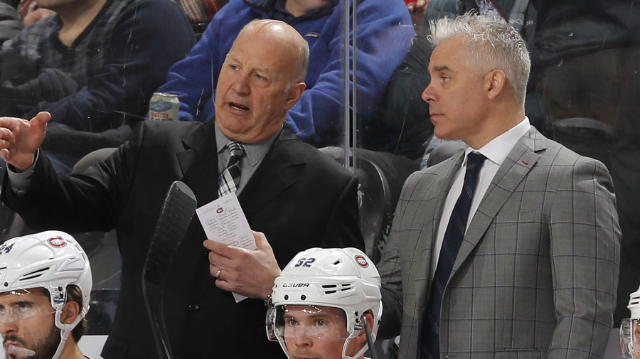 Canadiens fire Julien amid recent tailspin